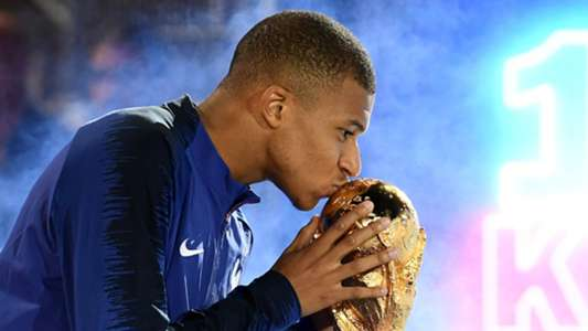 Kylian Mbappe, France, World Cup