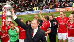 Vic Akers Arsenal