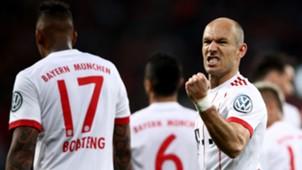 Arjen Robben Bayer Leverkusen FC Bayern