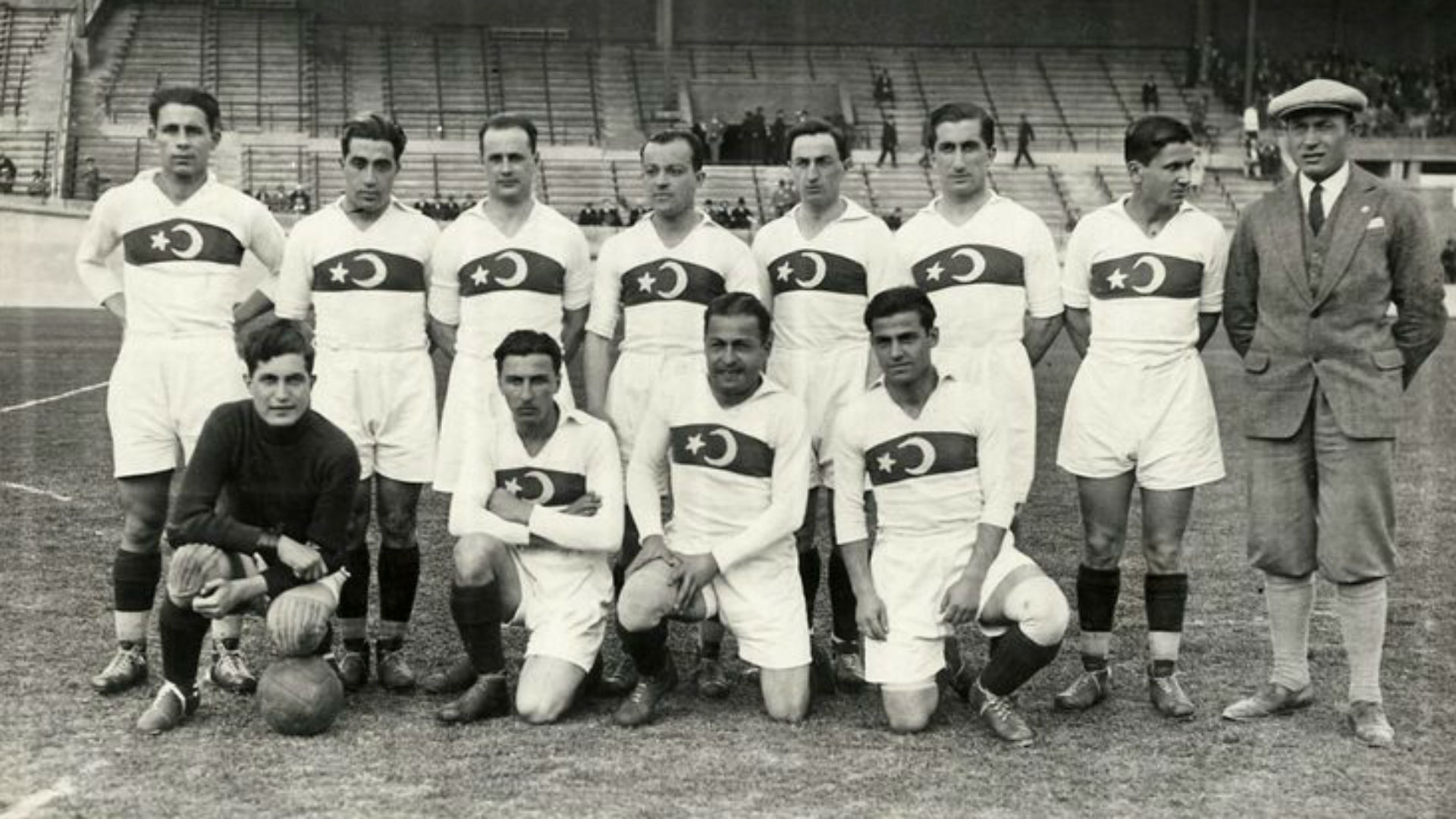 Turkey lineup FIFA World Cup 1954