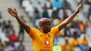 Kaizer Chiefs Lebogang Manyama, September 2018