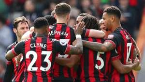 Bournemouth celebrate 2018-19