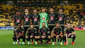Wellington Phoenix v Sydney FC A-League 08042017