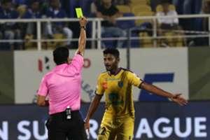 Zakeer Mumbai City Kerala ISL