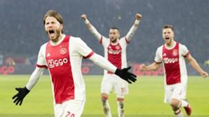 Lasse Schöne, Ajax - PSV, Eredivisie 12102017
