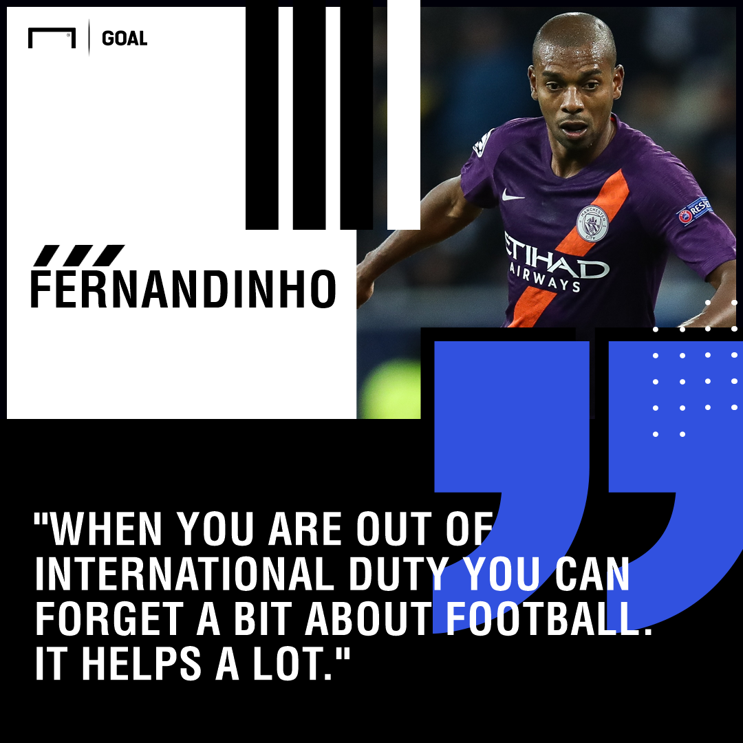Fernandinho quote