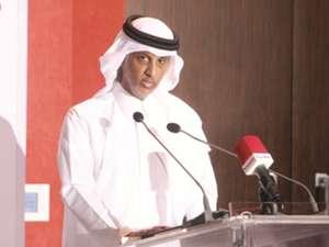 حمد بن ثاني آل خليفة - رئيس الاتحاد القطري