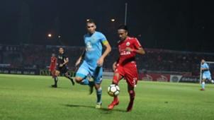 Rohit Chand & Wallace Costa - Persela Lamongan vs Persija Jakarta