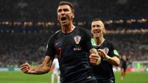 Inglaterra Croacia WC Rusia 2018