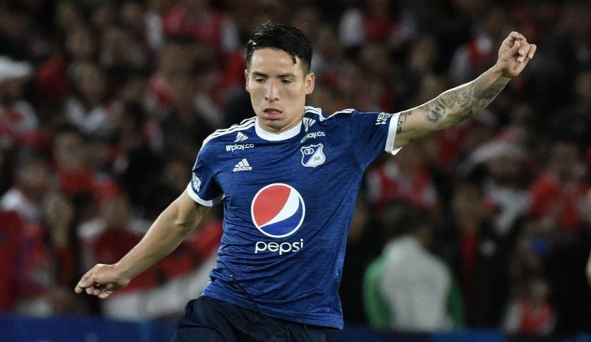 Óscar Barreto Millonarios 2018