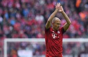 Arjen Robben FC Bayern Hannover