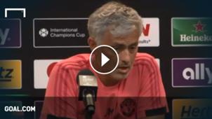 GFX Jose Mourinho