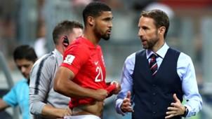 Ruben Loftus-Cheek England vs Tunisia World Cup