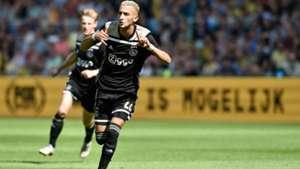 Hakim Ziyech, Ajax, Eredivisie 09022018