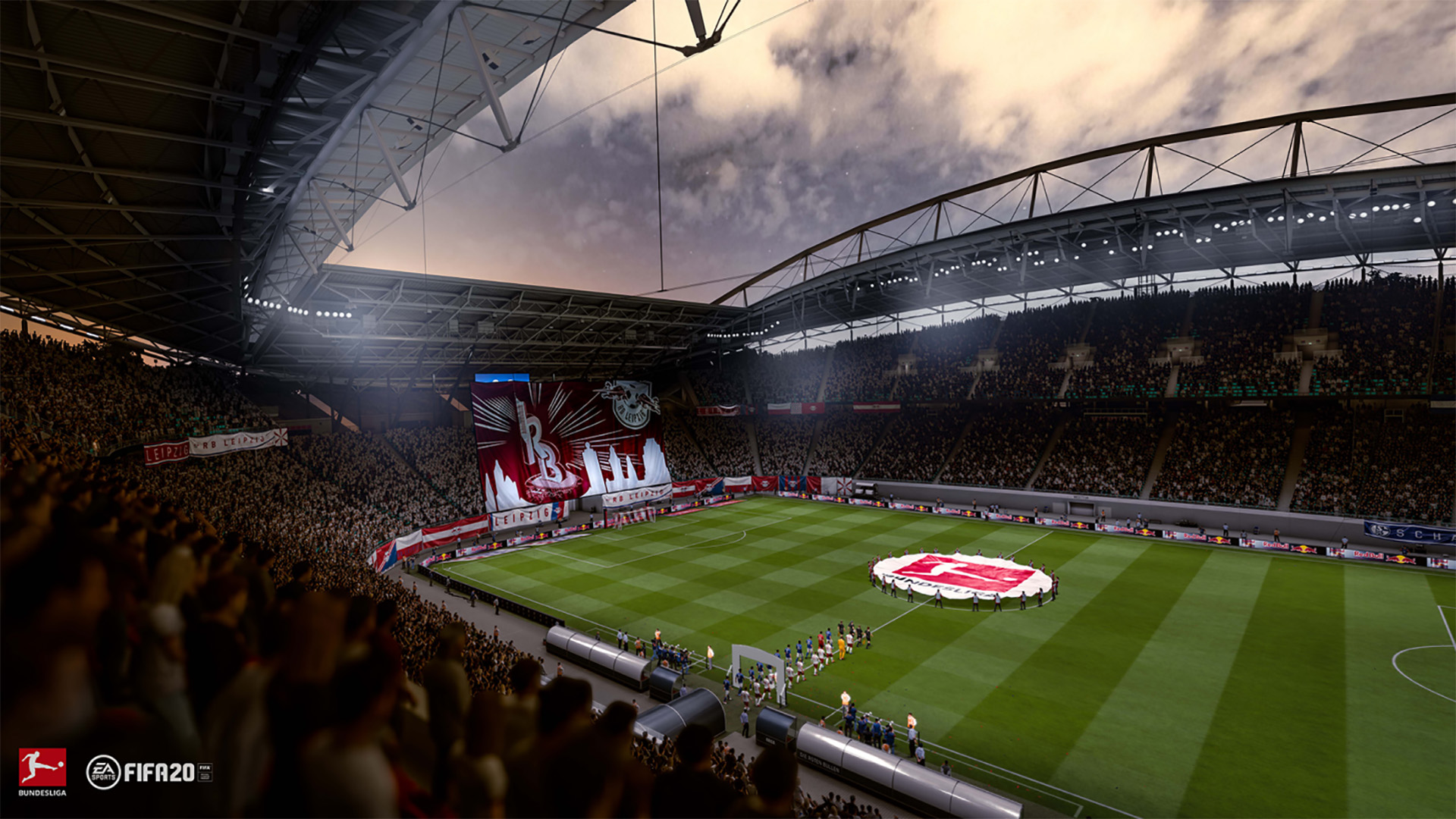 FIFA 20 Red Bull Arena RB Leipzig