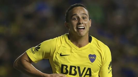 Leonardo Jara Boca Tigre Superliga Argentina Fecha 19