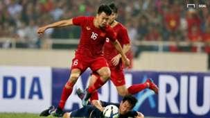 Nguyen Thanh Chung U23 Vietnam U23 Thailand AFC U23 Championship Qualifiers
