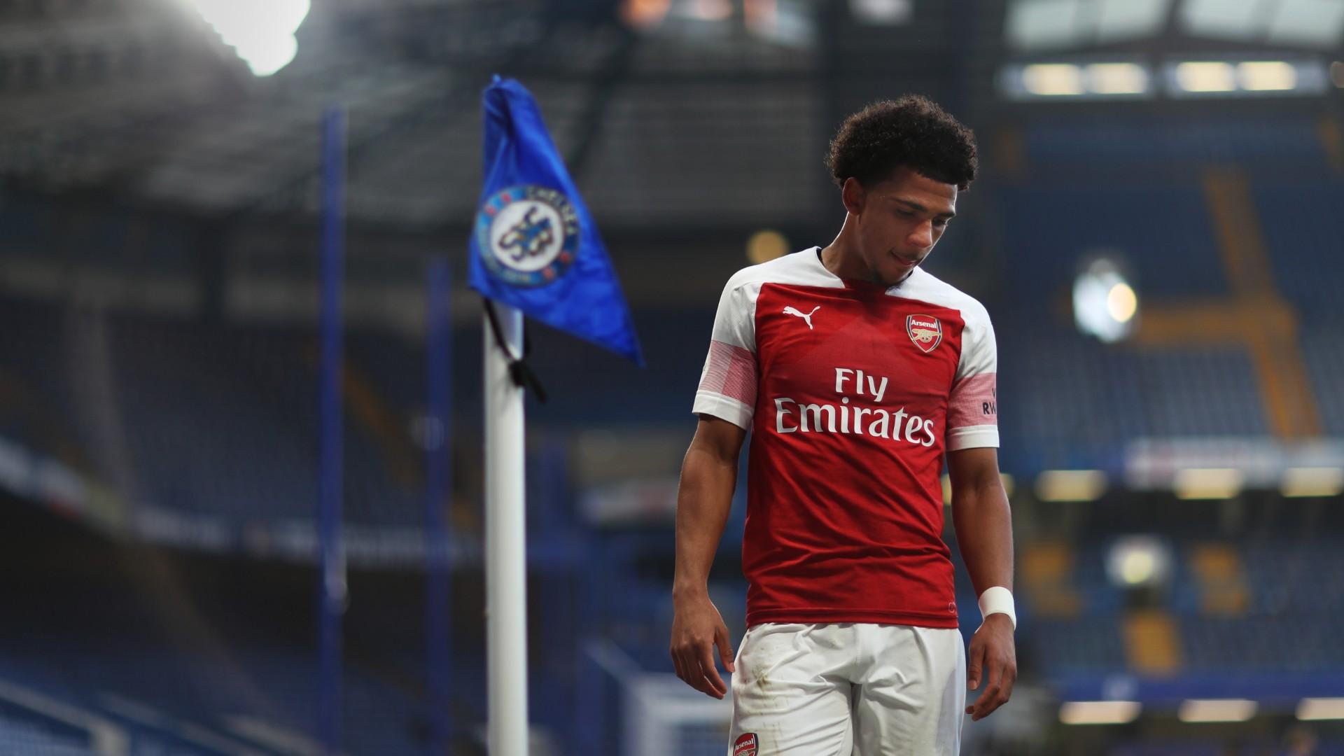 Xavier Amaechi Arsenal 2018/19