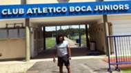 René Higuita Atlético Nacional Boca Juniors 2019