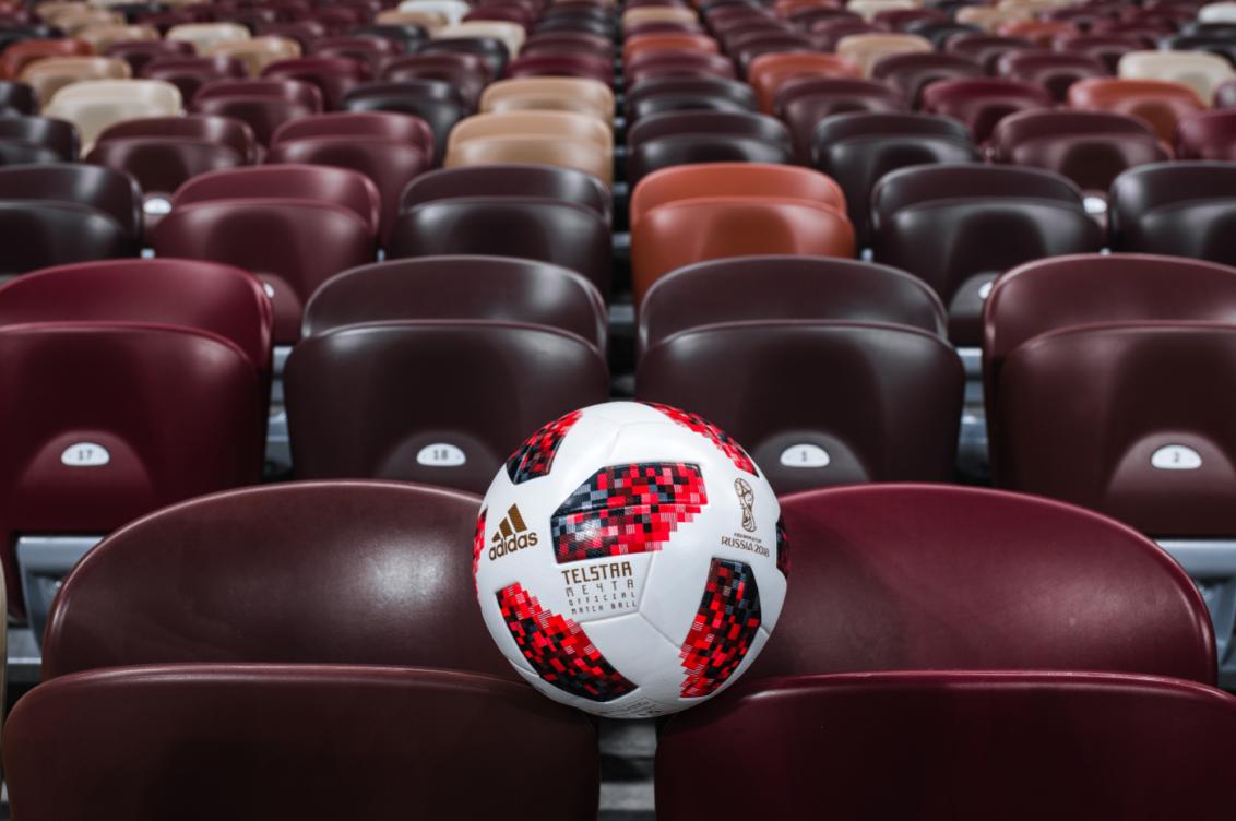 La nueva pelota del Mundial Rusia 2018 que cambia a partir de ... bb77d1ce1a056