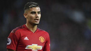 Andreas Pereira Manchester United 2018-19
