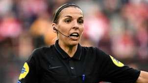 Stephanie Frappart Referee France