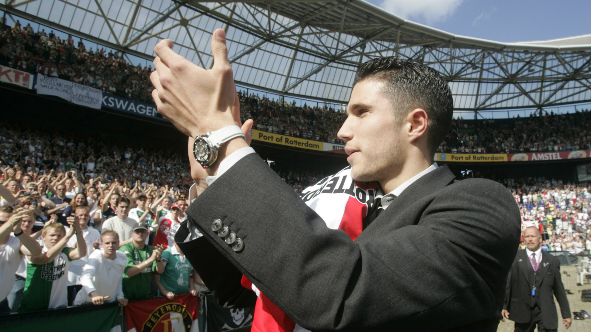 Robin van Persie, Feyenoord, 05152004