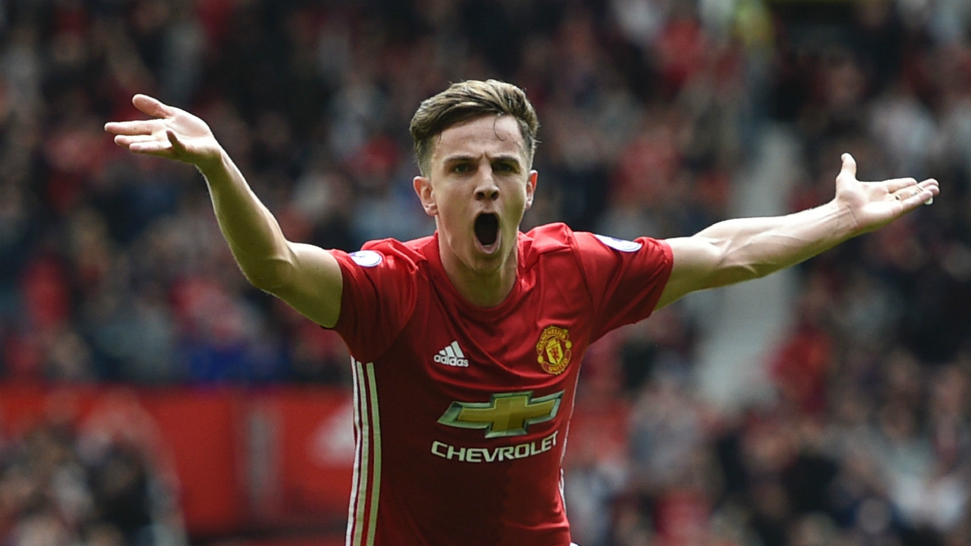 HD Josh Harrop Manchester United
