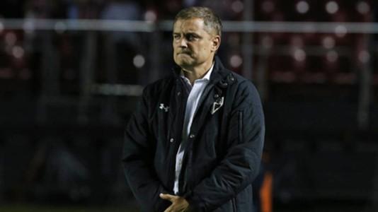 Diego Aguirre Sao Paulo Rosario Central Copa Sudamericana 09052018