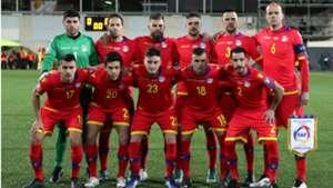 Andorra National Team 2019