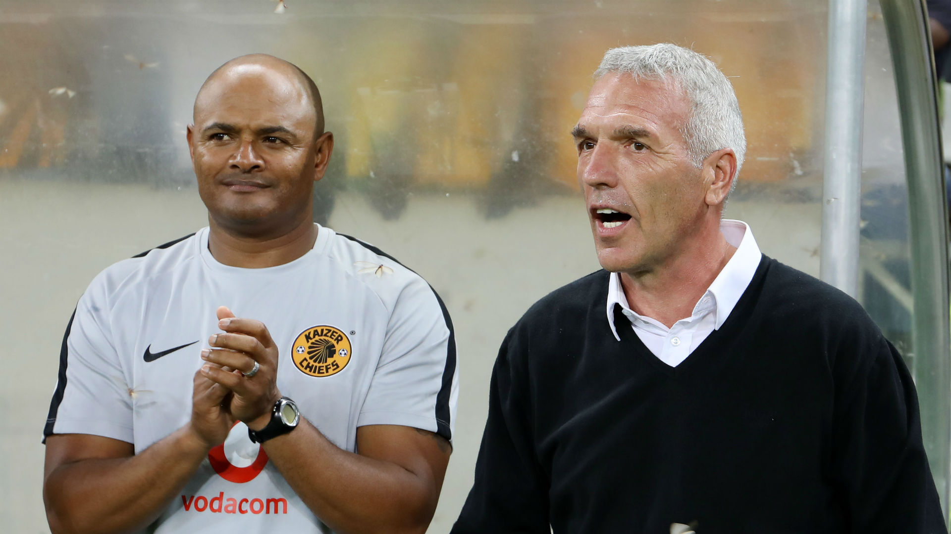 Kaizer Chiefs, ernst Middendorp, December 2018
