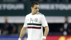 Javier Hernandez Mexico Croatia