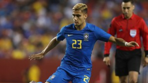 Andreas Pereira Brazil El Salvador Friendly 11092018