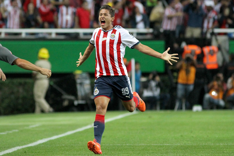 Jesús Godínez Liga MX