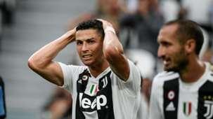 Cristiano Ronaldo Juventus Lazio 25082018