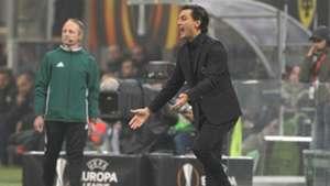 Vincenzo Montella Milan coach