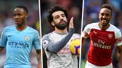 PL top scorers 2018