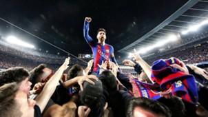 Top Camp Nou Matches