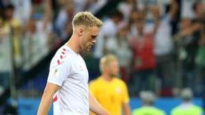 Nicolai Jörgensen, Denmark - Croatia, FIFA World Cup 07012018