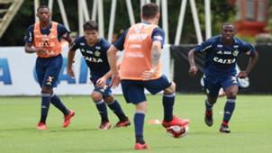 Treino Flamengo 09012018
