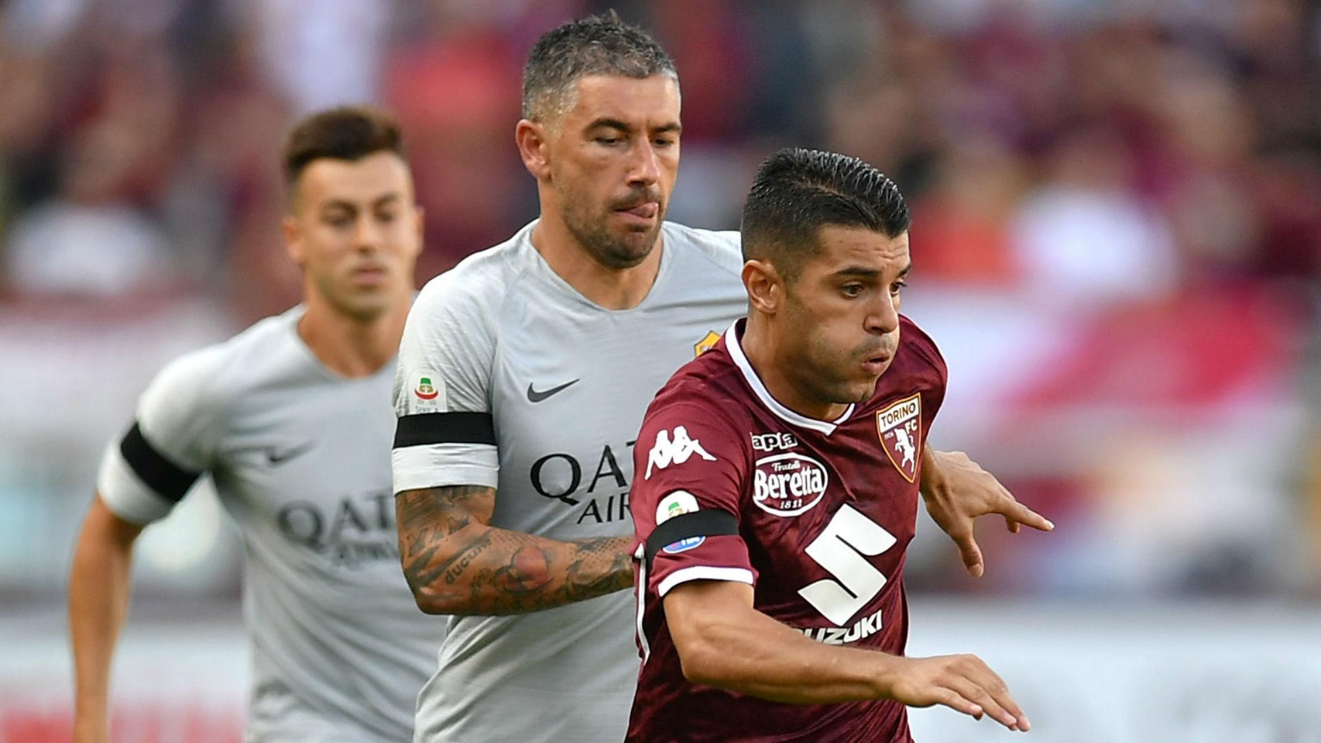Iago Falque Kolarov Torino Roma Serie A