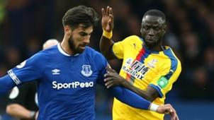 Andre Gomes Everton 2018-19
