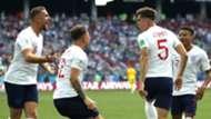 England celebrate Panama World Cup 2018