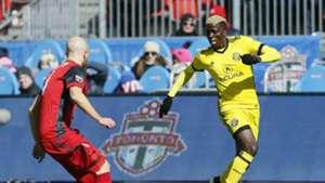 Michael Bradley Gyasi Zardes Toronto FC Columbus Crew MLS