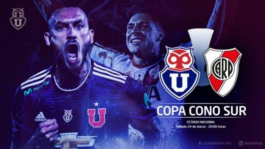 Universidad de Chile - River Plate