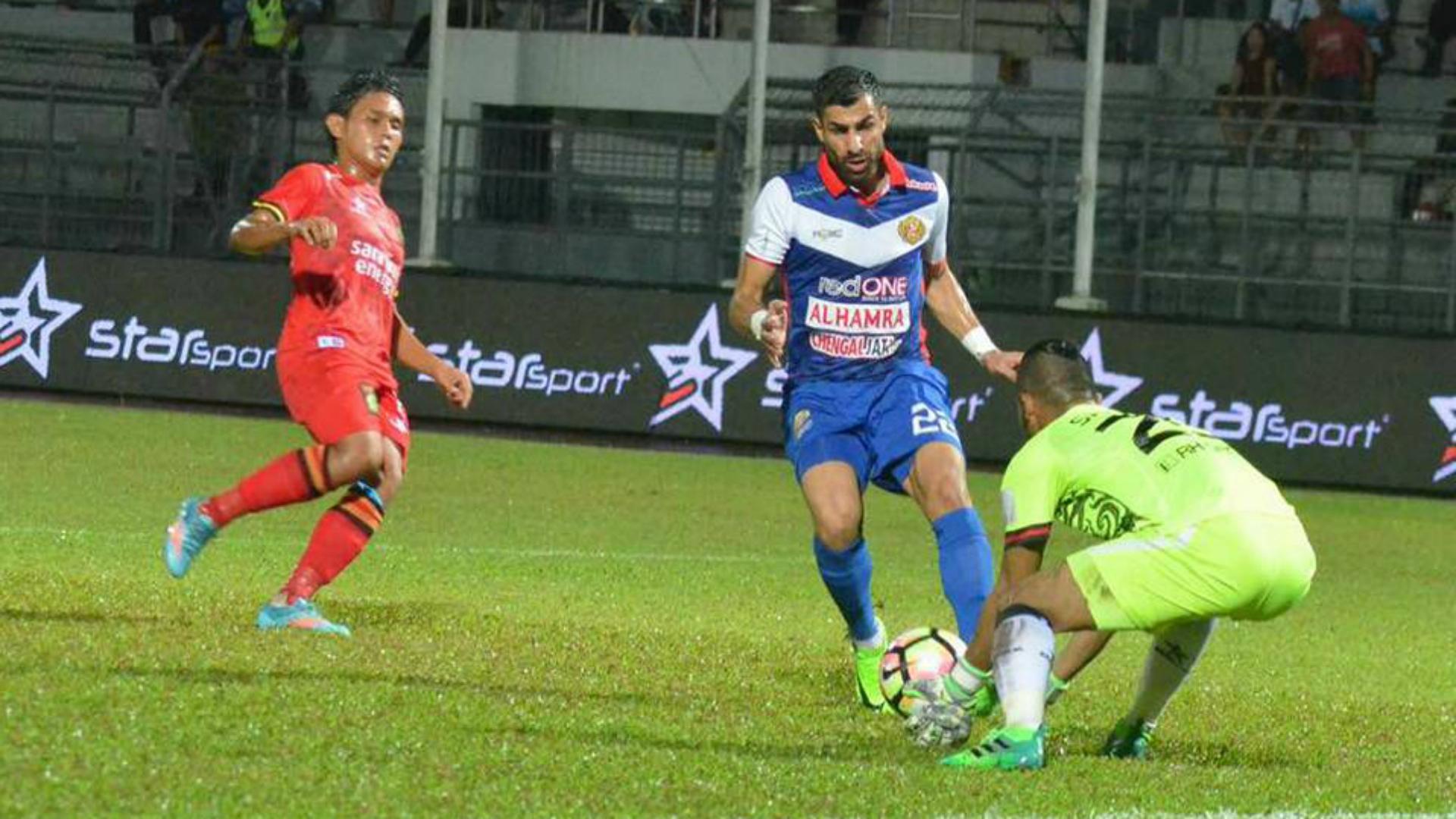 Sarawak, Kelantan, Super League, 26/04/2017
