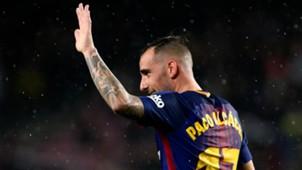 Paco Alcácer Barcelona Sevilla LaLiga