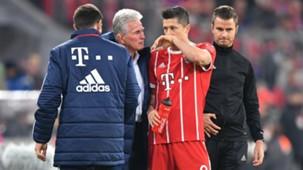 Robert Lewandowski, Bayern Munich v RB Leipzig