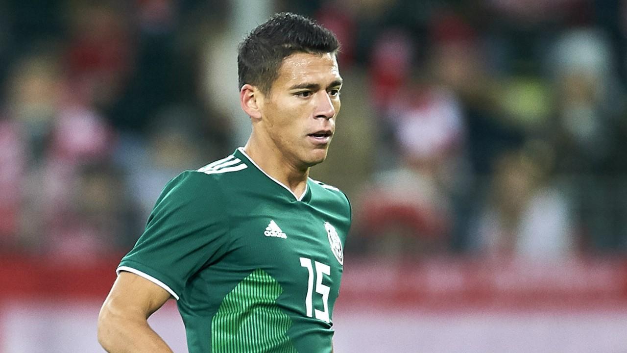 Héctor Moreno no participa con Selección Mexicana desde Rusia 2018