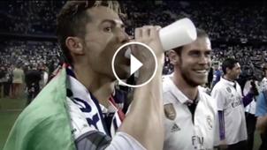 GFX Video Cristiano Ronaldo Bale